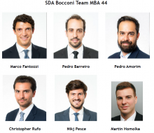 MBA 44 Team Photo