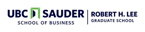 Sauder School of Business Logo