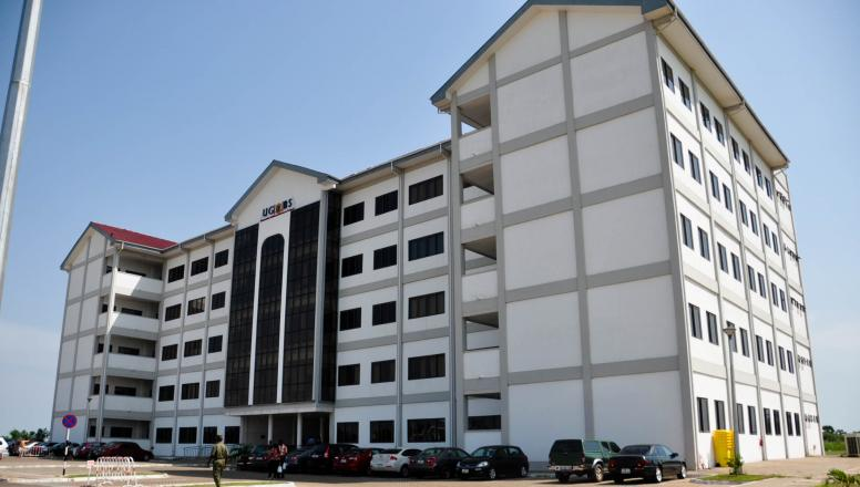 Ghana Business School campus